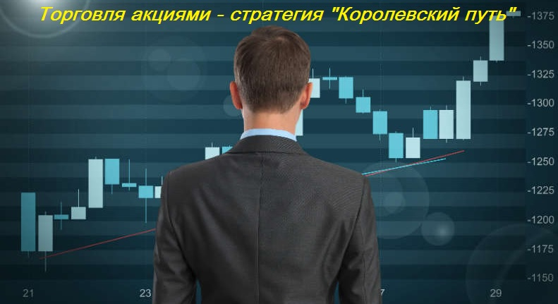 торговля акциями